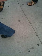Dirty Sexy Street Feets (feetish-cute) Tags: street ass fetish foot calle big voyeur trasero feets gran culo fetiche iphone callejero nalgas dirtyfeet culote piessucios piescallejeros streetfeets