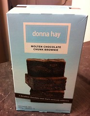Donna Hay Molten Chocolate Brownie Mix