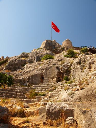Simena Ancient City的小劇場