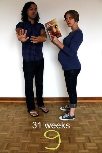 31weeks