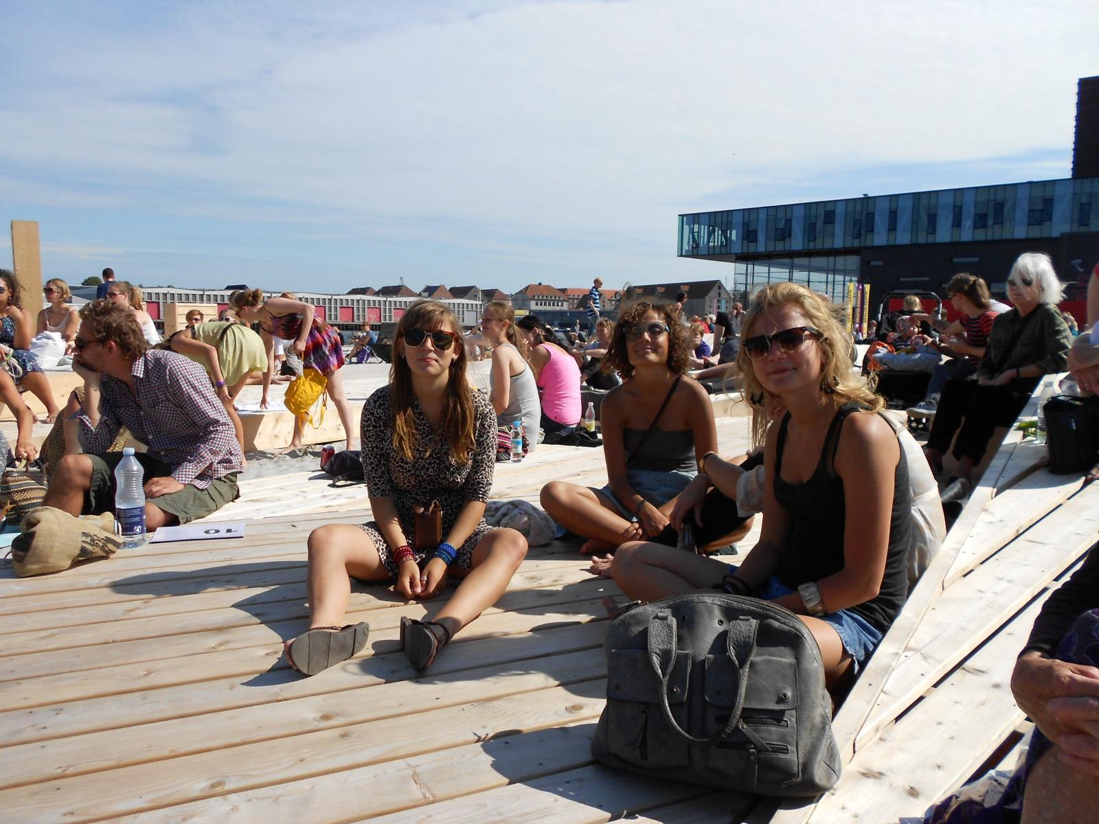 Ofelia Beach Poetry Slam og Nokken Sommerfest