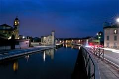 Gaggiano (iBramb) Tags: water night raw acqua lombardia notte naviglio notturno gaggiano gacc nikond3100 ibramb