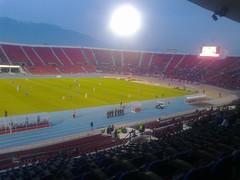Foto0059 (Radio Almendra 107.1 FM) Tags: futbol magallanes goles universidaddechile estadionacional radioalmendra