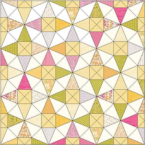 kaleidoscope mockup