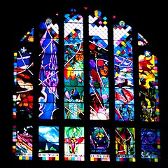 Creation Window (cathedralchoir) Tags: choirball2011