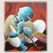 LORD KRISHNA PAINTING BY Dhananjay 1