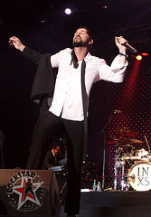 INXS - Sarnia Bayfest - ONT Canada - July 9th 2011