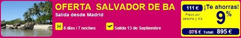 Oferta Salvador de Bahía