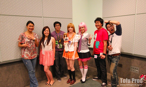 Anime Expo 2011 Day 1