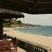 Vista de nosso hotel em Senggigi – Ilha de Lombok