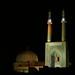Mesquita iluminada
