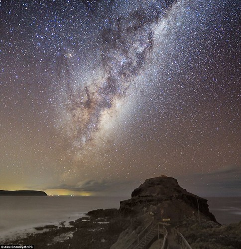 The Milky Way so close you can almost taste it Breath-taking snaps of galaxy seen with the naked eye  1