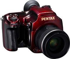 PENTAX ANNOUNCES LIMITED EDITION 645D
