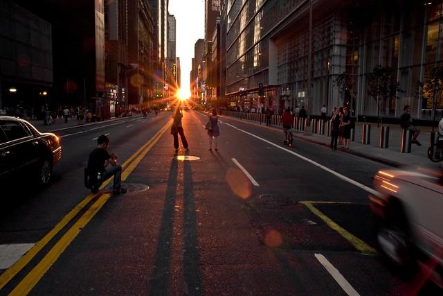 Manhattanhenge 2011 | blkahn