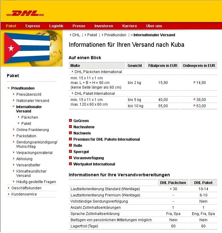 Dhl pakete online frankieren