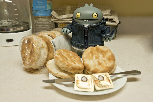 Uglyworld #1187 - Brekkie Biscuiters (Project BIG 195 - 365) by www.bazpics.com