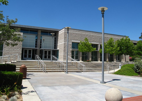 Brea Community Center - Community Hall