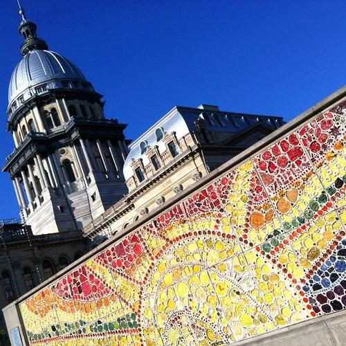Mosaic, created 1982