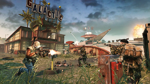 Call of Duty: Black Ops: Annihilation Map Pack for PS3