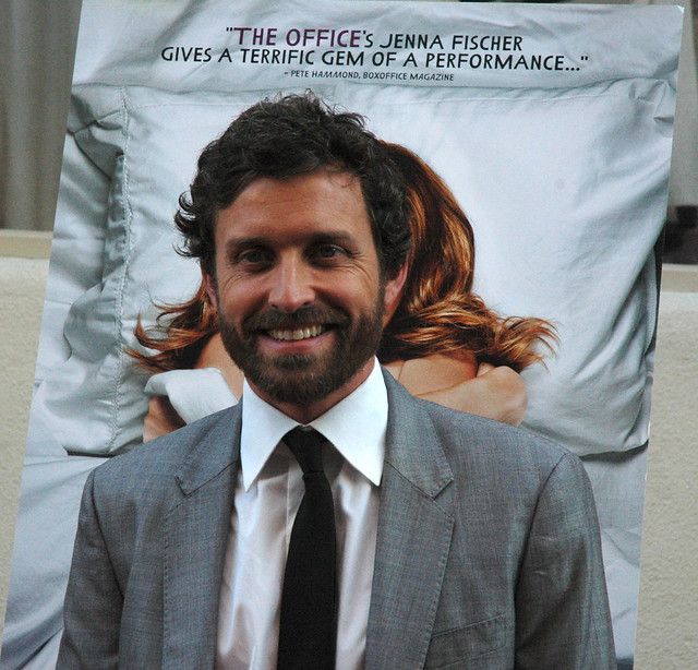 Rob Benedict, A Little Help Premiere, Sony Studios Culver City