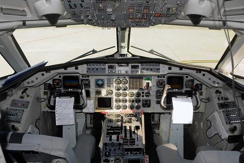 Cockpit A340A Good Fly RAC