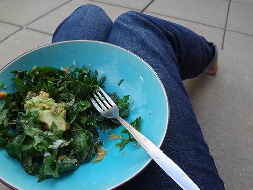 2011.07_massaged kale salad