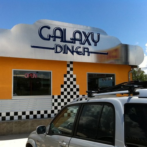 Galaxy Diner in Hatch, UT