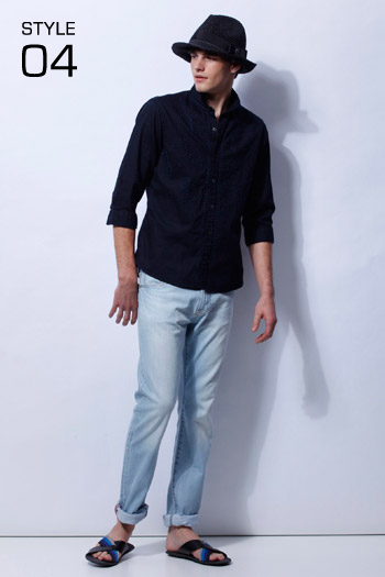 Robert Rae0126_23区 HOMME 2011 Spring & Summer Collection