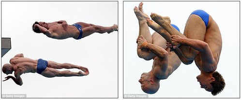 Tom Daley puts on a Shanghai spectacular in breathtaking display with diving partner  4