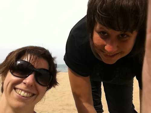beach day! by unglaubliche caitlin
