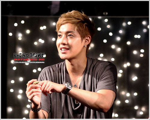 Kim Hyun Joong Fan Signing Event at iPark in Seoul  7
