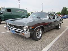 1969 Chevy Nova (splattergraphics) Tags: 1969 nova chevy cruisenight glenburniemd lostinthe50s marleystationmall
