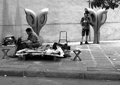 Hands on (Aaron Webb) Tags: guangzhou china blackandwhite bw student payphone 中国 cobbler 广州 中山大学 sunyatsenuniversity china4