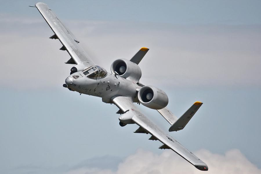 RIAT 2011 - A-10 Thunderbolt
