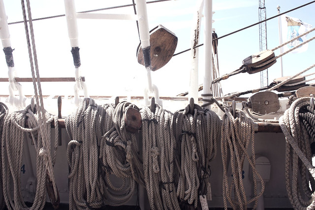 Ropes en masse