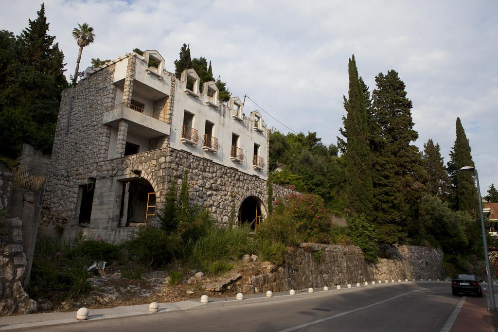 Abandoned Summer Home