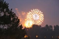 IMG_6612 (David Danzig) Tags: lake georgia fireworks july rabun 2011