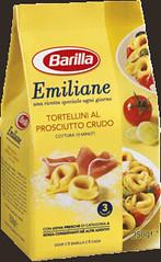 Emiliane - Tortellini al prosciutto crudo (Barillaitalia) Tags: italia pasta cucina barilla sugo ricette pastafresca cucinaitaliana emiliane pastaripiena