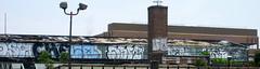 Roof combo 2 (Illegal DC Graffiti) Tags: graffiti washingtondc dc graf dcist che dmv nore atb coma dcgraffiti illegaldcgraffiti