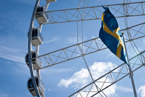 That's Sweden!