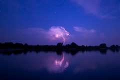Bay Lightning 2 (It's my whole damn raison d'etre) Tags: pink blue sky storm alex water night bay nikon purple lightning chesapeake d300s erkiletian yahoo:yourpictures=weather yahoo:yourpictures=landscape