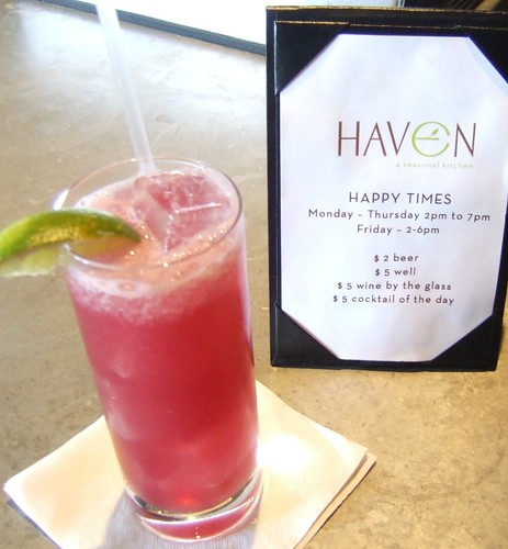 Haven - cocktail