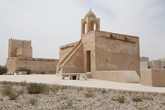 مسجد برزان التراثي (*AL- THANI* _BOS3OOD_) Tags: مسجد قلعة برزان التراثية