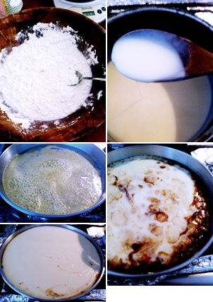 Pudding sữa cháy