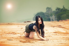 . (anhdxt) Tags: portrait canon vietnam kartpostal peopleandnature 5dmark2 peopleenjoingnature