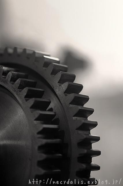 gearwheel...