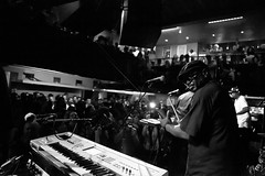 Roy Ayers and Pete Rock (Alex Pavlou Photography) Tags: london photography jazzcafe musicphotography royayers gigphotography peterock jazzphotos jazzphotography royayersjazz