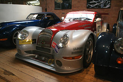 Morgan Factory - UK (ROGERIOMACHADO) Tags: uk malvern morgancars