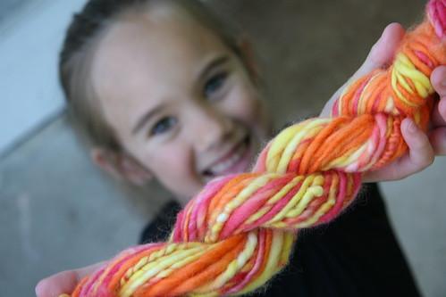 lily yarn 1