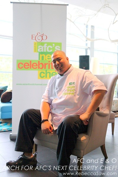 AFC, E & O Search for AFC next celebrity chef